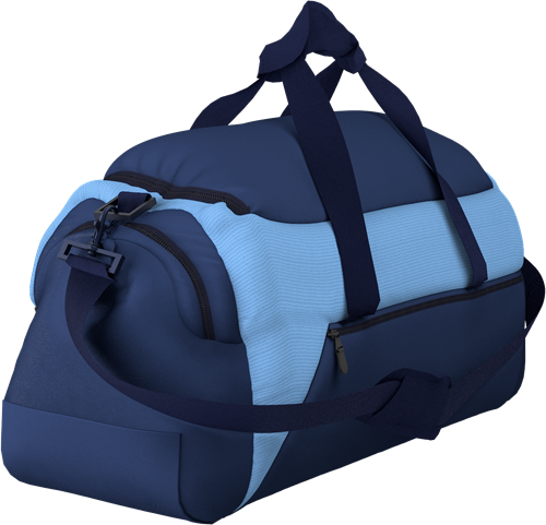MATCHDAY HOLDALL BAG NAVY/SKY
