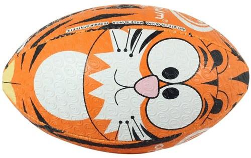 Optimum rugbybal Tijger - maat 5