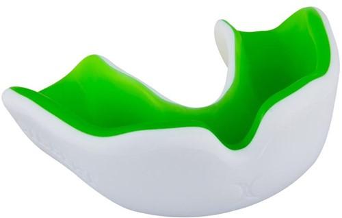 Mondguard x gel plus wit / groene senior