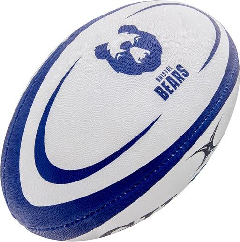 Gilbert rugbybal Supp Bristol Sz 5