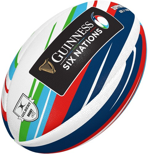 Gilbert BAL SUP 6 NAT GUINNESS MINI