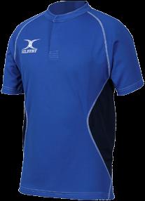 Gilbert SHIRT XACT V2 ROYAL/NAVY XL