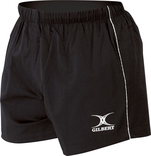 Gilbert SHORTS MATCH BLACK XL