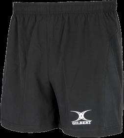 Gilbert SHORTS VIRTUO MATCH BLACK XL