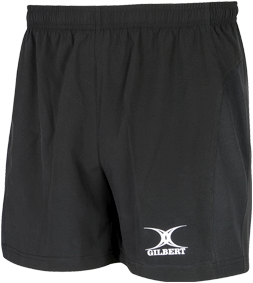 Gilbert SHORTS VIRTUO MATCH ZWART S