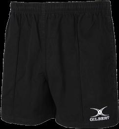 Gilbert SHORTS KIWI PRO BLACK 5XL