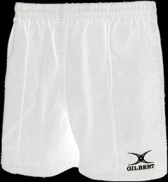 Gilbert SHORTS KIWI PRO WHITE 3XL