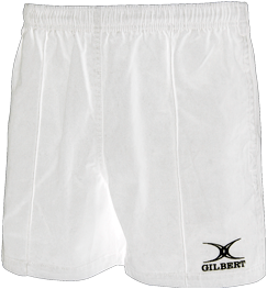 Gilbert SHORTS KIWI PRO WHITE 5XL
