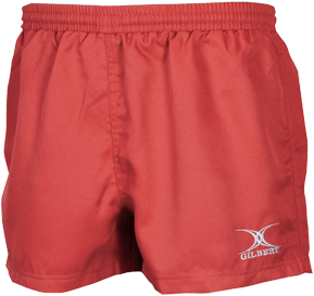 Gilbert SHORTS SARACEN II RED S