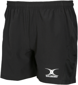 Gilbert SHORTS LEISURE BLACK 5-6