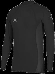 Gilbert Baselayer Thermoshirt Atomic Zwart 2Xs