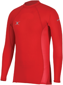 Gilbert thermoshirt Atomic Red L