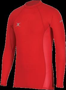 Gilbert Thermoshirt Atomic Red Xs