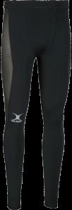 Leggings atomic zwart 5-6