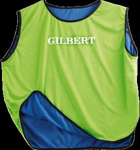 Gilbert HESJE OMKEERBAAR BLAUW/GROEN