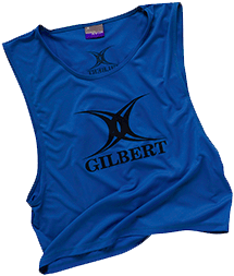 Gilbert BIB POLYESTER ROYAL BOYS