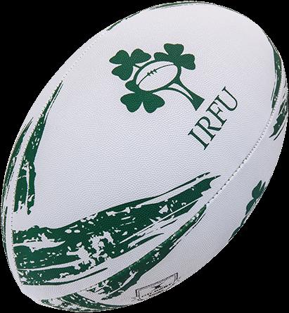Gilbert rugbybal Supporter Ireland Sz 4