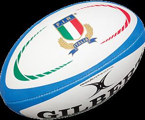 Gilbert rugbybal REPLICA ITALIA - maat 5