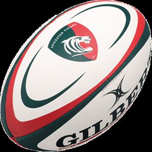 Gilbert rugbybal REPLICA LEICESTER - maat 4