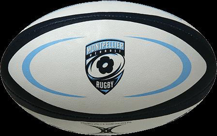 Gilbert rugbybal REP MONTPELLIER 14 - maat 5