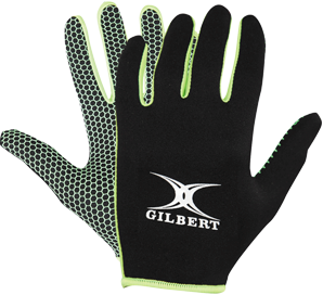 Gilbert handschoenen Atomic Black/Green