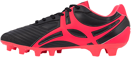 Gilbert rugbyschoenen S/St V1 Lo Msx Hot Red 4