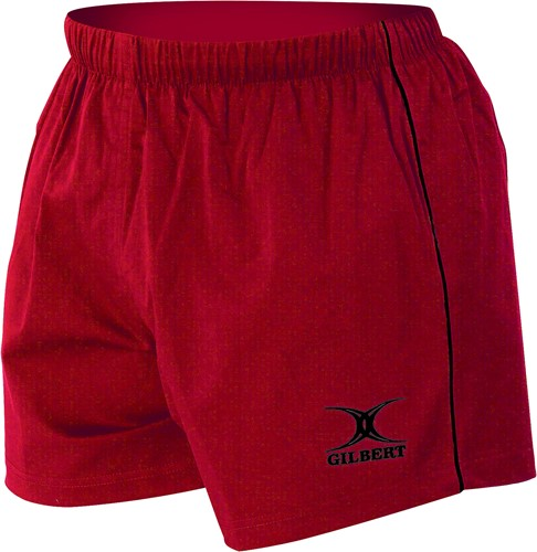 Gilbert SHORTS MATCH RED