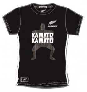 All Blacks KAMATE