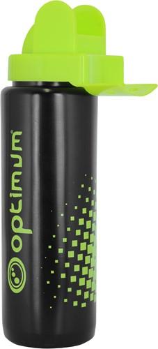 Optimum bidon Aqua spray div kleuren  Zwart/Geel - 1 liter