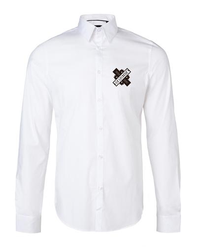 De Leckere overhemd wit Dames