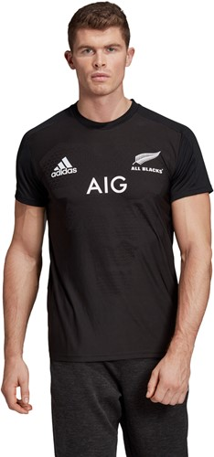ALL BLACKS PERFORMANCE THUIS T-SHIRT