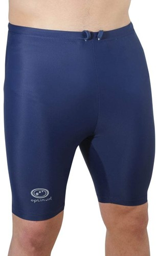 Optimum slidingbroek, Under short Navy maat 122