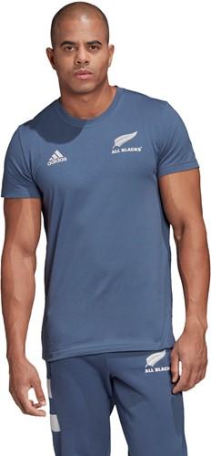 All Blacks T-shirt Tech ink / Grijs