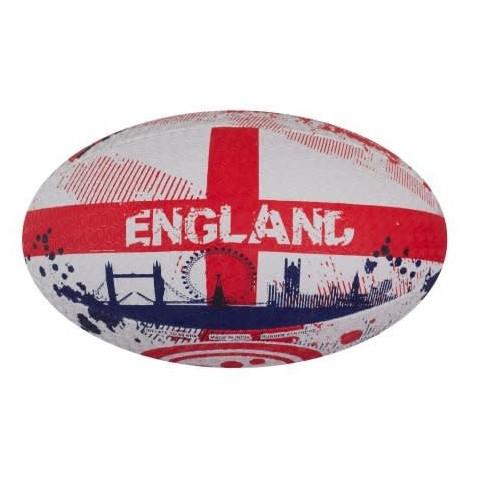Optimum rugbybal England maat 4