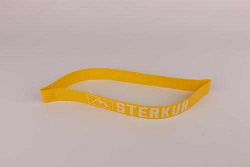 Sterkur® stretchloops  geel/lichte weerstand