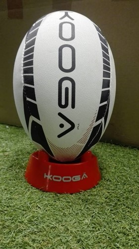 Kooga Dunedin trainingsbal  Wit - 5