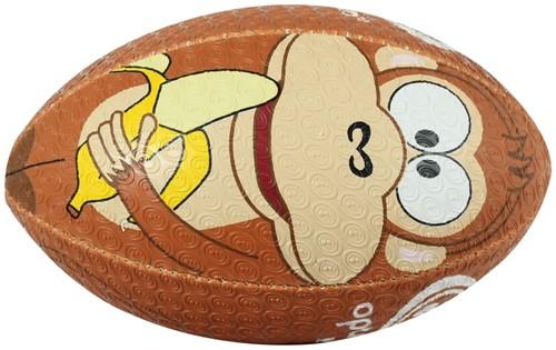 Optimum rugbybal Aap - maat 4