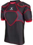 Gilbert shoulderpads Xp 300 Black/Red M