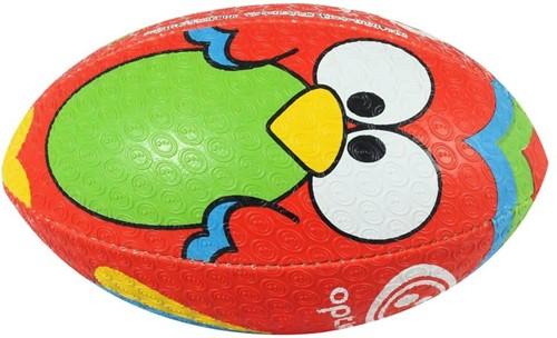 Optimum rugbybal Parrot - maat 4