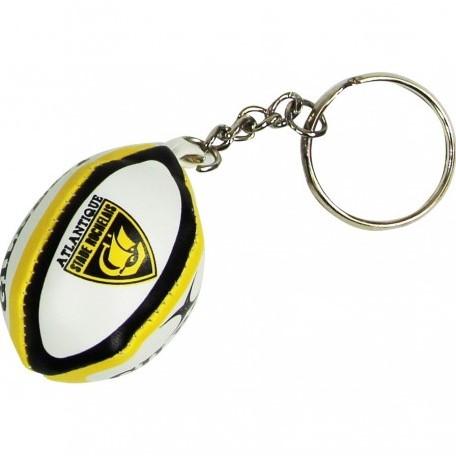 Rugbybal sleutelhanger La Rochelle