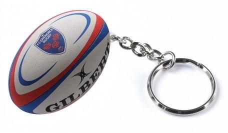 Gilbert rugbybal sleutelhanger GRENOBLE