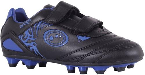 Optimum rugbyschoenen met klittebandsluiting Zwart / Blauw - EUR39