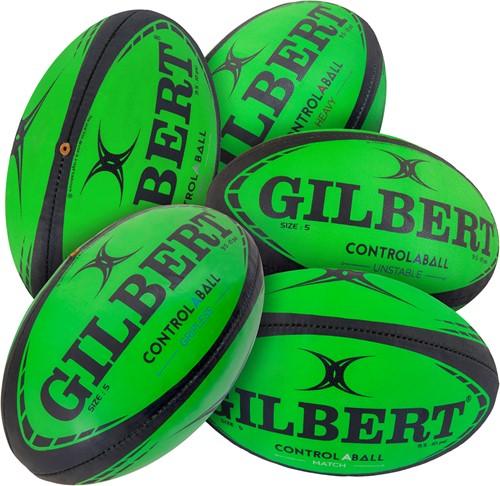Gilbert RUGBYBAL SET CONTROL A BAL MAAT 4