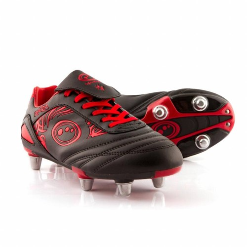 Optimum rugbyschoenen Razor Rood - EUR40 UK7