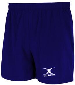 Gilbert Shorts Virtuo Match Navy Xs