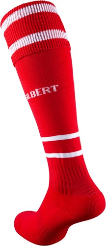 Gilbert Sock Training Ii Red Sen 7-13