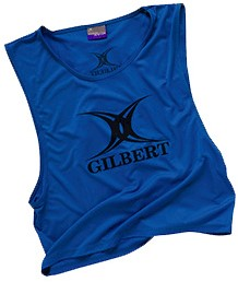 Gilbert BIB POLYESTER ROYAL ADULT
