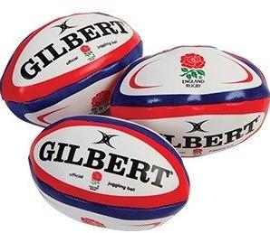 Rugbybal Stress Engeland 10 cm