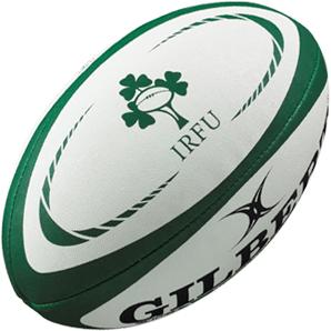 Gilbert rugbybal Replica Ireland Mini 15 cm