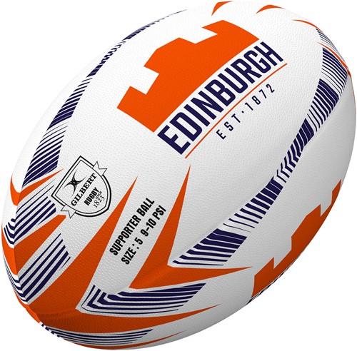 Gilbert rugbybal Supporter Edinburgh Sz 4